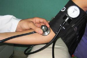 Pressão arterial, exame, hipertensão