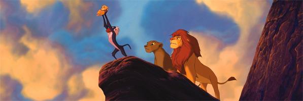 O Rei Leão 3D. Crédito: Divulgação