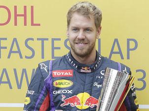 Sebastian Vettel . Crédito:  Eduardo Viana/Lancepress