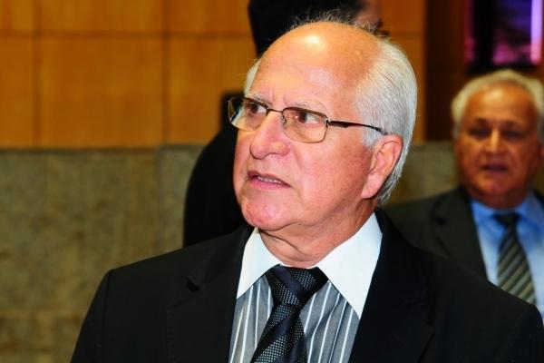 Deputado estadual Hércules Silveira (MDB). Crédito: Edson Chagas