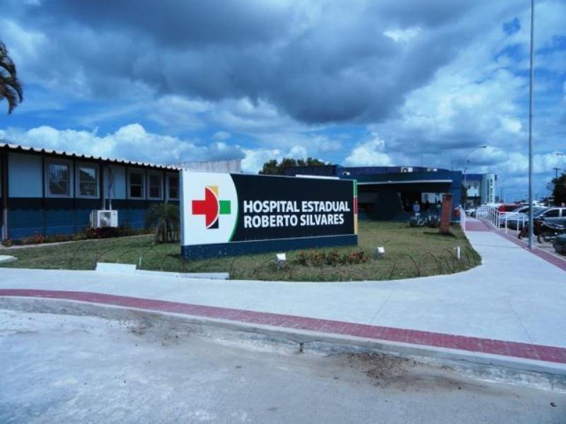 Hospital Roberto Silvares, em São Mateus. Crédito: Divulgação