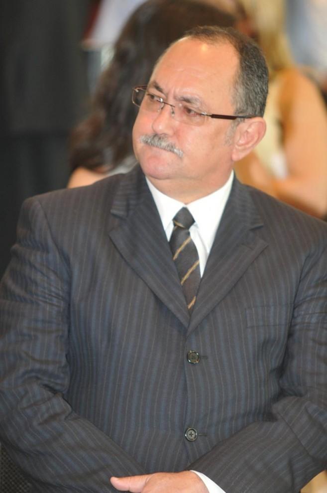 Luiz Carlos Ciciliotti, presidente estadual do PSB. Crédito: Thiago Guimarães/Secom