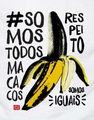 Luciano Huck lança camisa contra racismo e cria polêmica na internet.