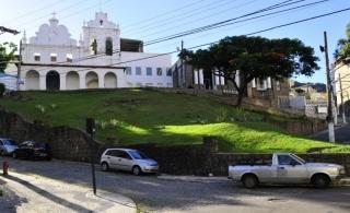 Orfanato funcionou por décadas no Convento de São Francisco, no Centro de Vitória. Crédito:  Guilherme Ferrari - GZ