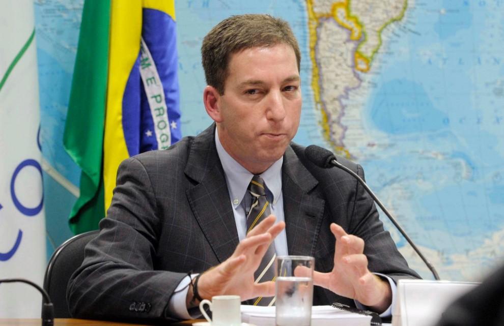 Glenn Greenwald. Crédito: Divulgação
