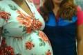 Maria Gracie Gama Alvarenga, com a cunhada Regina, morta após complicações pós-parto no Cias Unimed Vitória - Editoria: Cidades