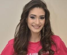 Rafaela Nuria, candidata a miss Esp�rito Santo