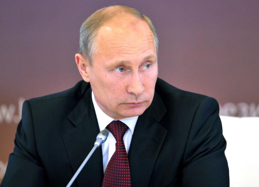 Presidente da Rússia Vladimir Putin . Crédito: Reprodução