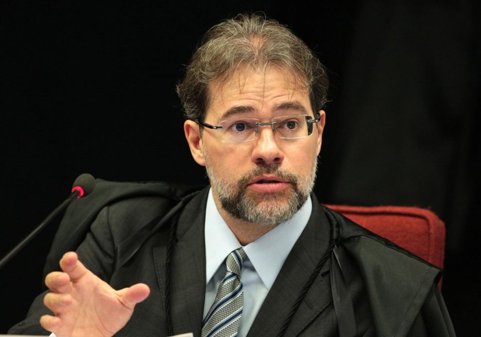 Dias Toffoli, ministro do Supremo Tribunal Federal (STF). Crédito: Carlos Humberto | STF