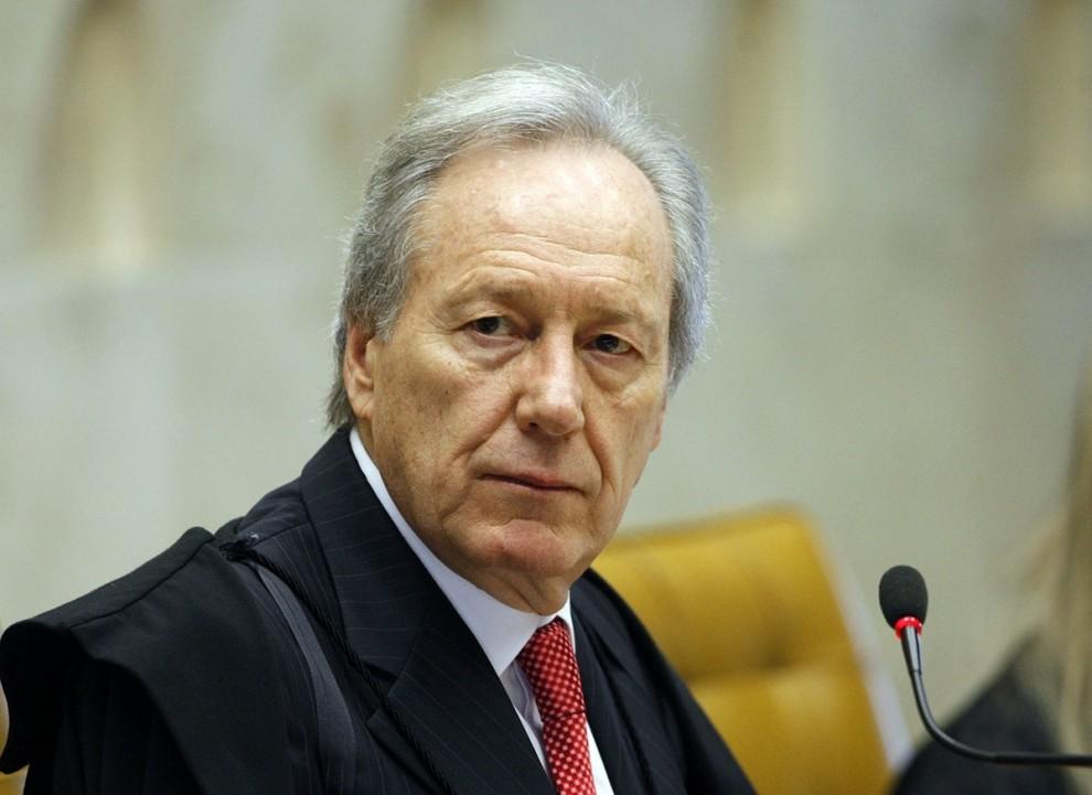 Ricardo Lewandowski, ministro do Supremo Tribunal Federal (STF). Crédito: Fellipe Sampaio /SCO/STF