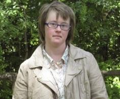 Ángela Bachiller, vereadora da Espanha com síndrome de down. Editoria: Cidades