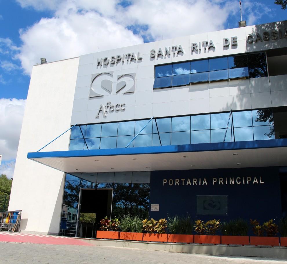 Santa Casa vai oferecer o serviço de radioterapia que, atualmente, só é oferecido pelo SUS no Hospital Santa Rita. Crédito:   Divulgação