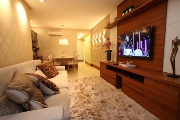 Conheça ideias práticas para o seu painel de TV que deixarão a sala
