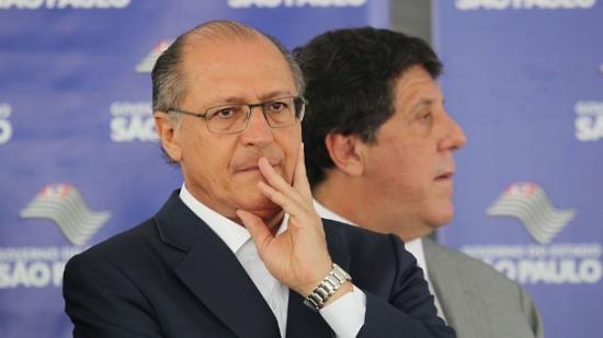 Alckmin  . Crédito: Estadão Conteúdo