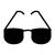 Ícone óculos escuros