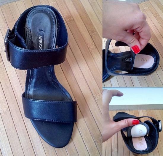 980894430 Consumidora compra sandália Arezzo com 'marca Via Uno' - Economia - Gazeta  Online