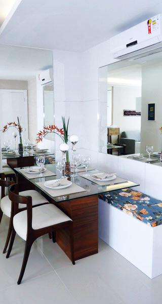 Veja dicas de decoração para apartamentos pequenos
