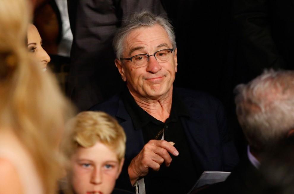 Robert De Niro. Crédito: Getty