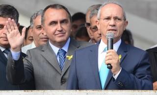 Paulo Hartung e Rodney Miranda