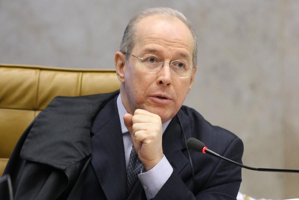 Ministro Celso de Mello. Crédito:   Divulgação