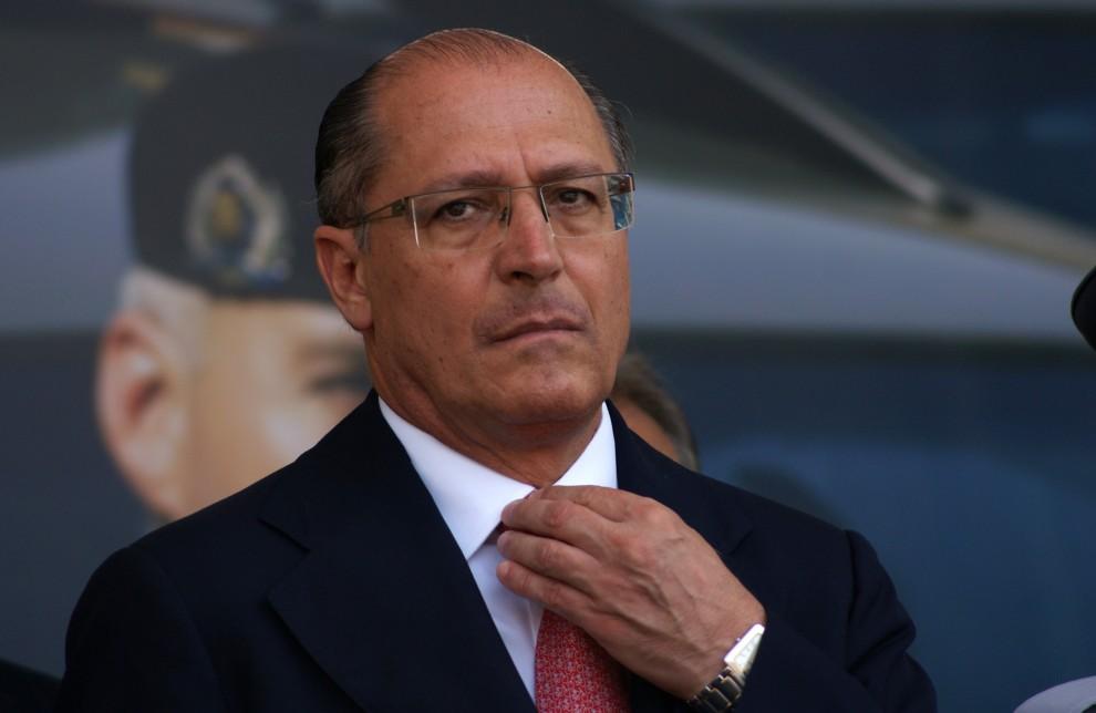 Geraldo Alckmin. Crédito: Repordução / Internet