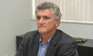 Secretário Paulo Ruy Carnelli explica próximos passos das obras do Cais das Artes. Crédito: Divulgação
