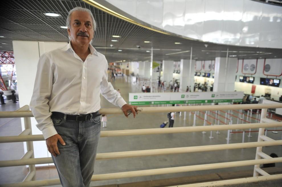 José Antunes Sobrinho, um dos donos da Engevix. Crédito: José Cruz/ABr