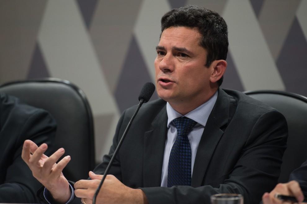 O juiz federal Sergio Moro teve seu controle sobre braços da operação Lava jato reduzido. Crédito: Rodrigues Pozzebom/Agência Brasil