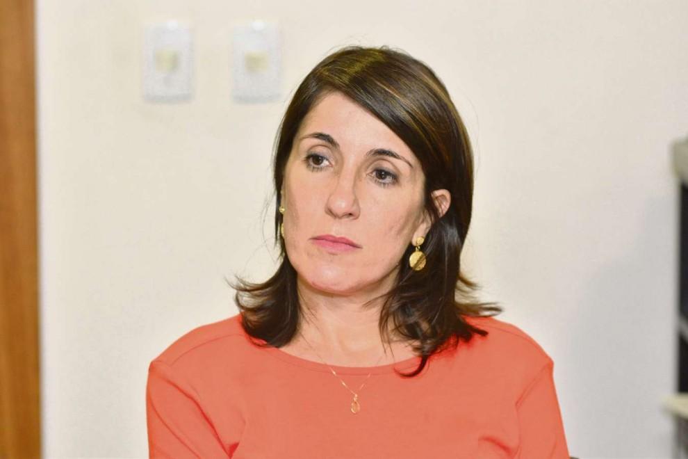 Lenise Loureiro, secretária de Gestão e Recursos Humanos . Crédito: Guilherme Ferrari