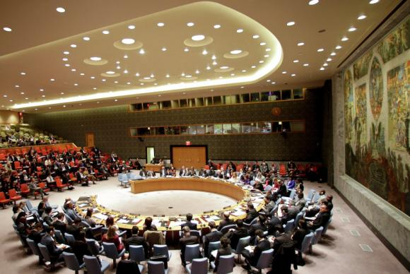 Conselho da ONU. Crédito: AP/Photo/Frank Franklin II/Agencia Sputnik Brasil