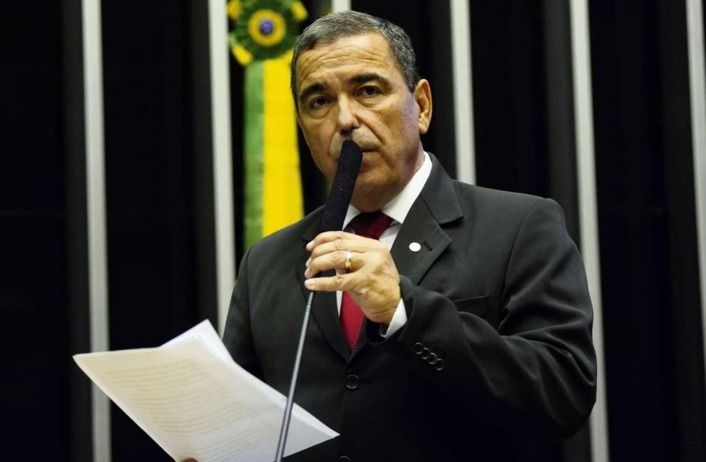 Marcus Vicente apoiará a candidatura de Renato Casagrande ao governo. Crédito: Gustavo Lima/Agência Câmara