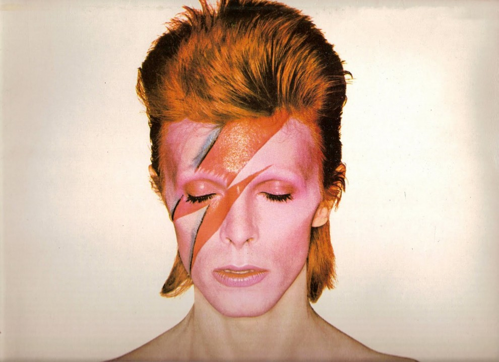 Cantor David Bowie. Crédito: Reprodução Internet