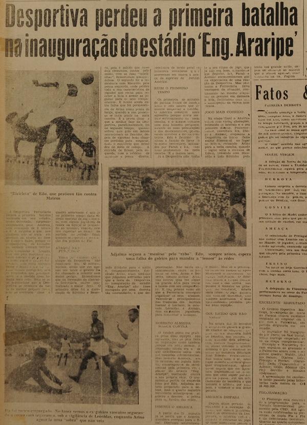 Araripe 50 anos