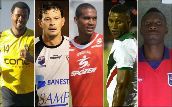Chave Norte: Rio Branco, Linhares, São Mateus, Real Noroeste e Sport-ES