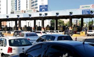 Pedágio para carros a R$ 1,00 foi anunciado nesta sexta-feira