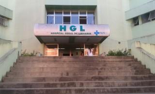 Hospital Geral de Linhares. Crédito: Amabily Caliman