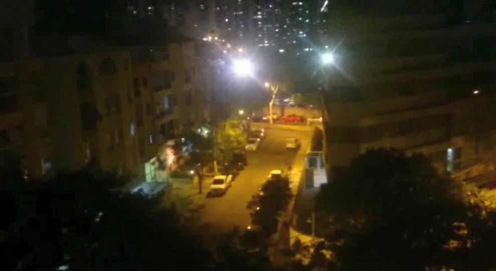 Panelaço em Jardim da Penha, em Vitória, contra a propaganda do PT na noite desta terça-feira (23)