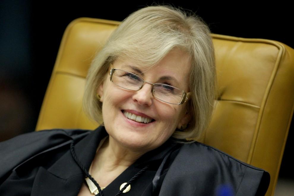 Barroso encaminhou a Rosa Weber o processo por conta de recurso da defesa do petista . Crédito: Fellipe Sampaio /STF