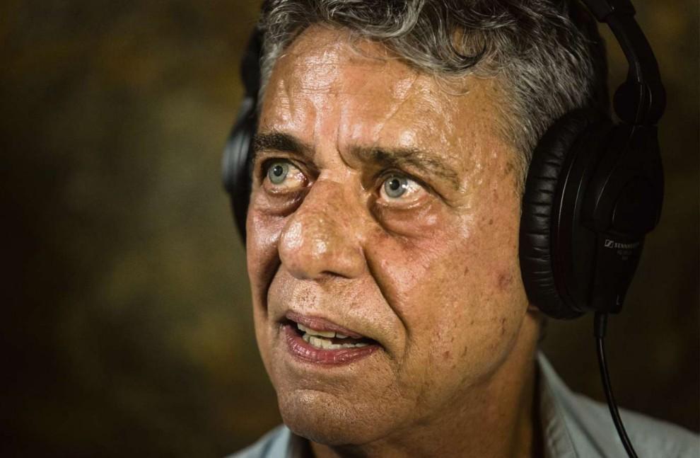 Chico Buarque. Crédito: Divulgação