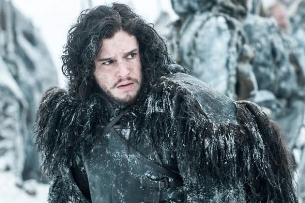 """O ator Kit Harington interpreta Jon Snow em """"Game of Thrones"""" . Crédito: Divulgação/HBO"""