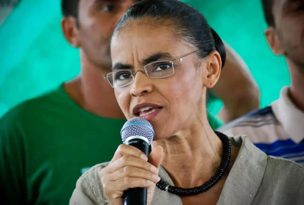 Marina Silva deve vir ao Espírito Santo no próximo sábado (15). Crédito: Flick | Talita Oliveira