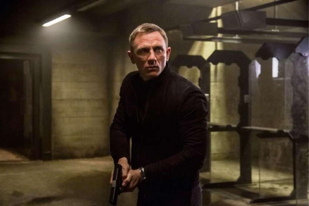 Daniel Craig como James Bond. Crédito: Divulgação/Metro-Goldwyn-Mayer Pictures/Columbia Pictures/EON Productions