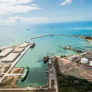 Ampliação de Barra do Riacho deve gerar até 17 mil empregos