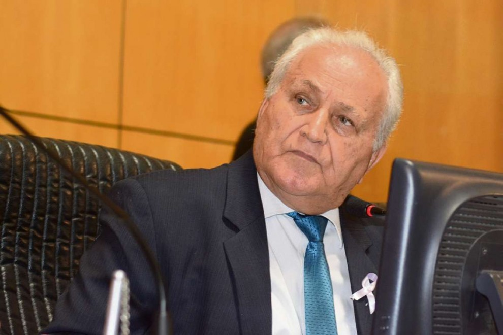 O deputado estadual Theodorico Ferraço (DEM). Crédito: Tonico/Ales