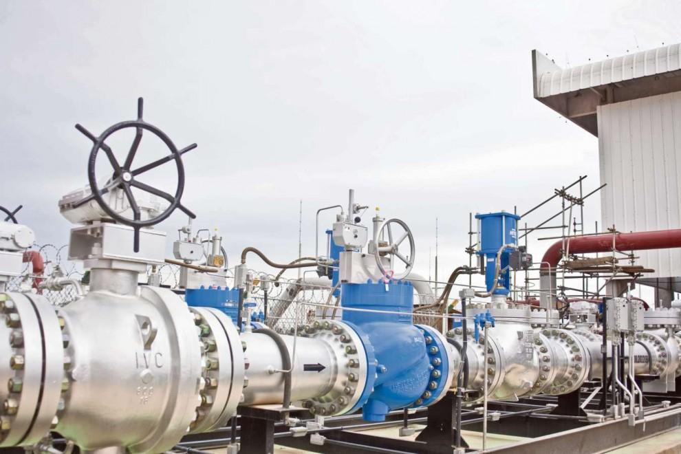 Malha de gasodutos no Espírito Santo tem 462 quilômetros. Crédito: Agência Petrobras | Divulgação