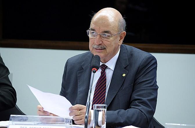 Osmar Terra já foi secretário de Saúde do Rio Grande do Sul, além de deputado federal . Crédito: Alex Ferreira | Câmara dos Deputados