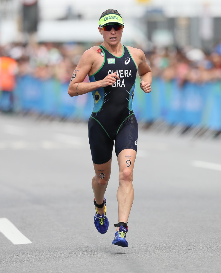 Pâmella Oliveira tem se dedicado às provas de Ironman. Crédito: Wagner Araújo/Rita Oliveira