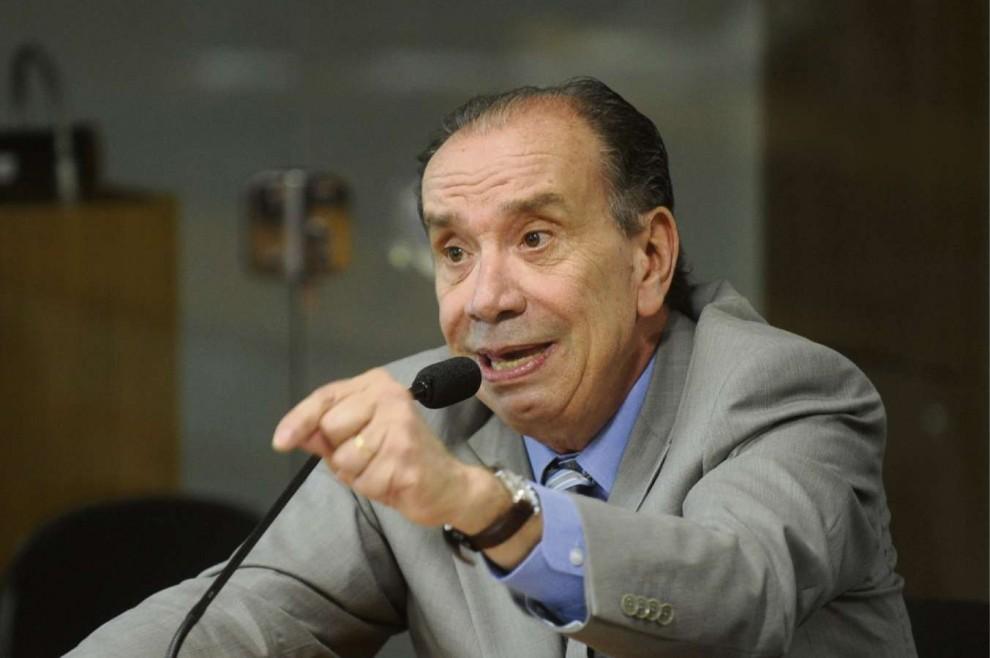 Aloysio Nunes, senador (PSDB-SP). Crédito: Marcos Oliveira/Agência Senado