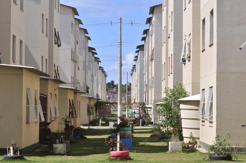 Imóveis do programa habitacional: famílias vão ter acesso a mais financiamentos. Crédito: Marcelo Prest