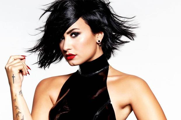 Demi Lovato. Crédito: Divulgação